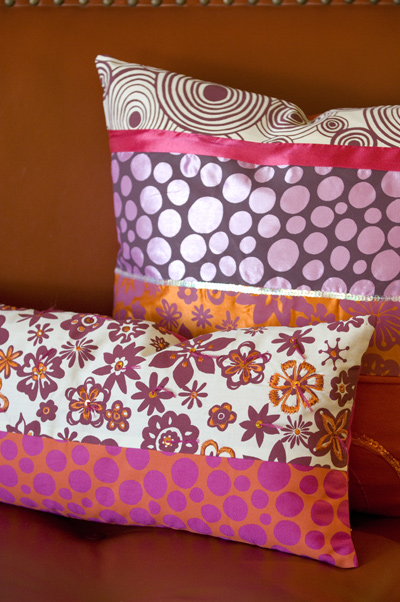 Designer Inspired Pillows
